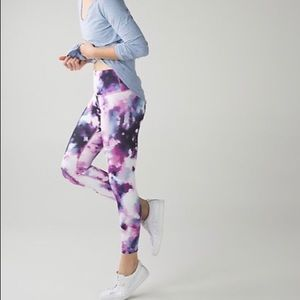 Lululemon High Times 7/8 Pant Blooming Pixie
